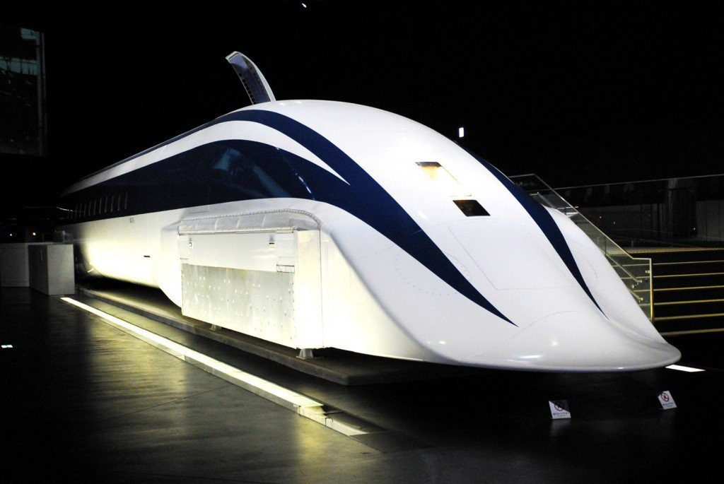 It had been previously claimed that hosting the 2026 Asian Games would be an ideal opportunity to showcase Japan's new state-of-the-art maglev train system ©Getty Images