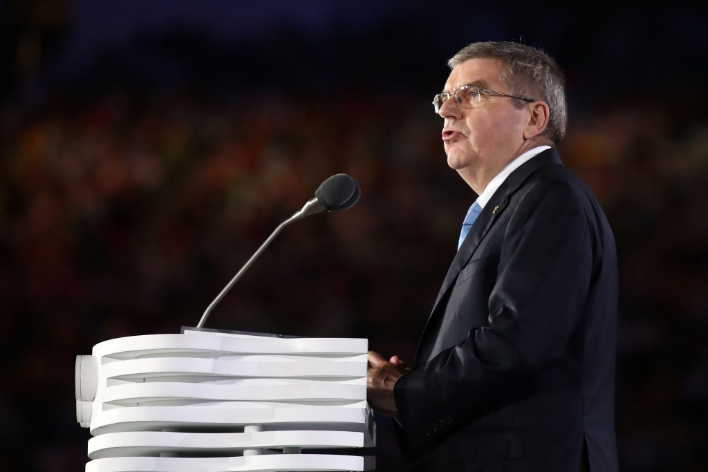 According to Globo, police in Brazil want to speak to IOC President Thomas Bach in connection with the Patrick Hickey allegations ©Getty Images