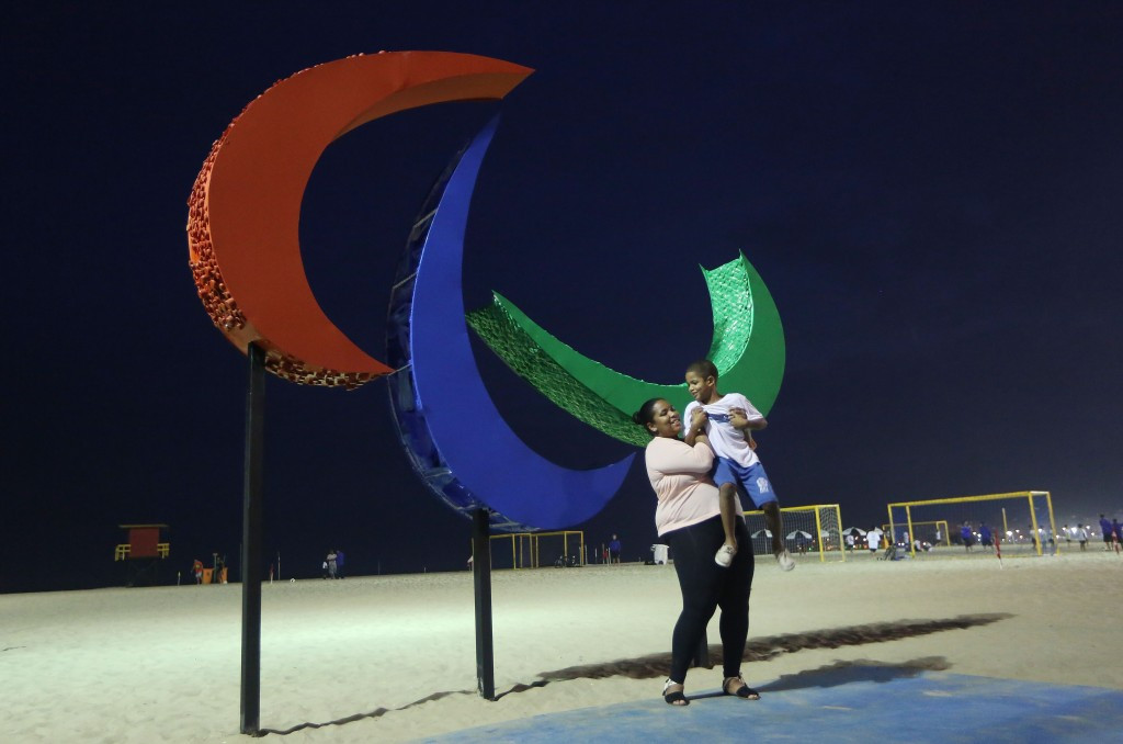 IPC confident of hitting Rio 2016 crowdfunding target in bid to tackle sparsely populated venues