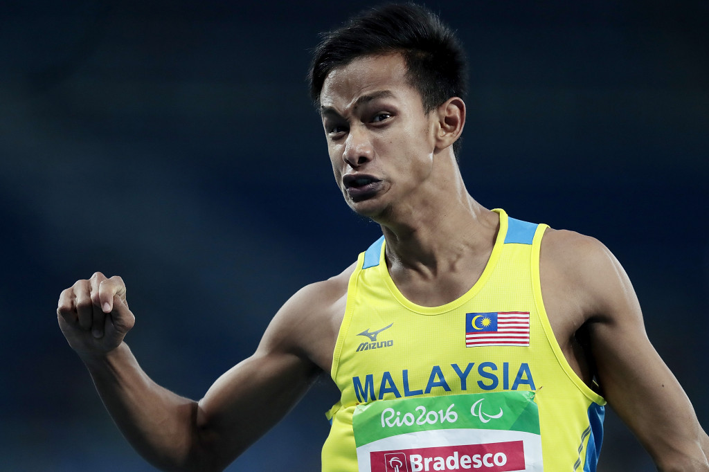 Rio 2016 Paralympics: Day three of competition