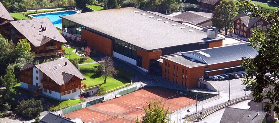 Switzerland's Palladium de Champéry has been awarded the 2017 World Mixed Curling Championship ©Palladium de Champéry