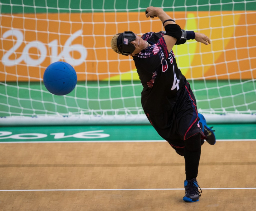Algerian women's goalball team finally arrive in Rio for Paralympic Games