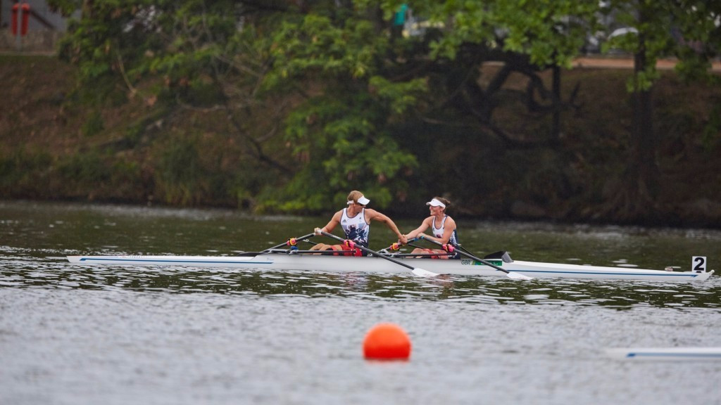 Triple gold for Britain at Paralympic rowing finals at Rio 2016