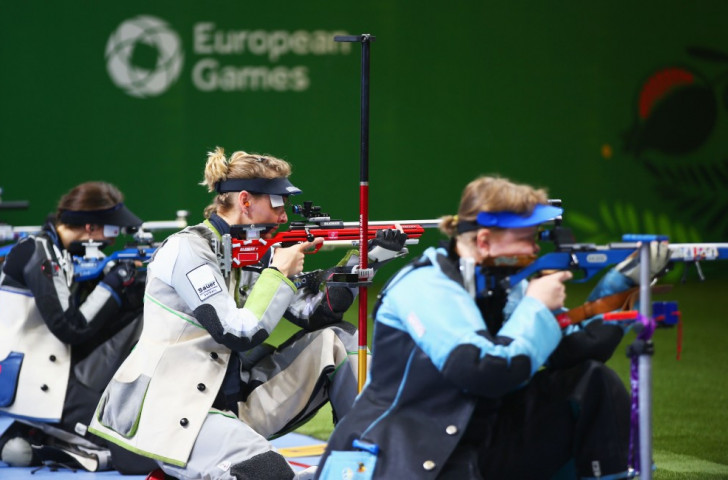 The European Games: Day seven of competition