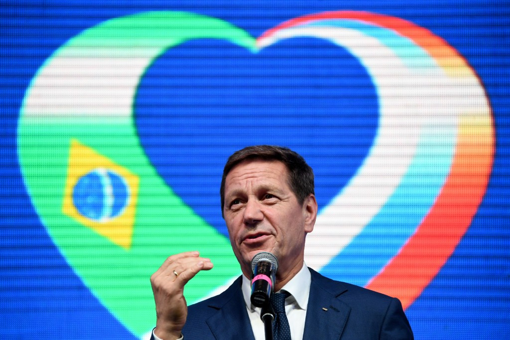 """Russian Olympic Committee President Alexander Zhukov has said he is """"certain"""" the decision of the IPC to ban his country from the Rio 2016 Paralympic Games was wrong and that """"history will prove it"""" ©Getty Images"""