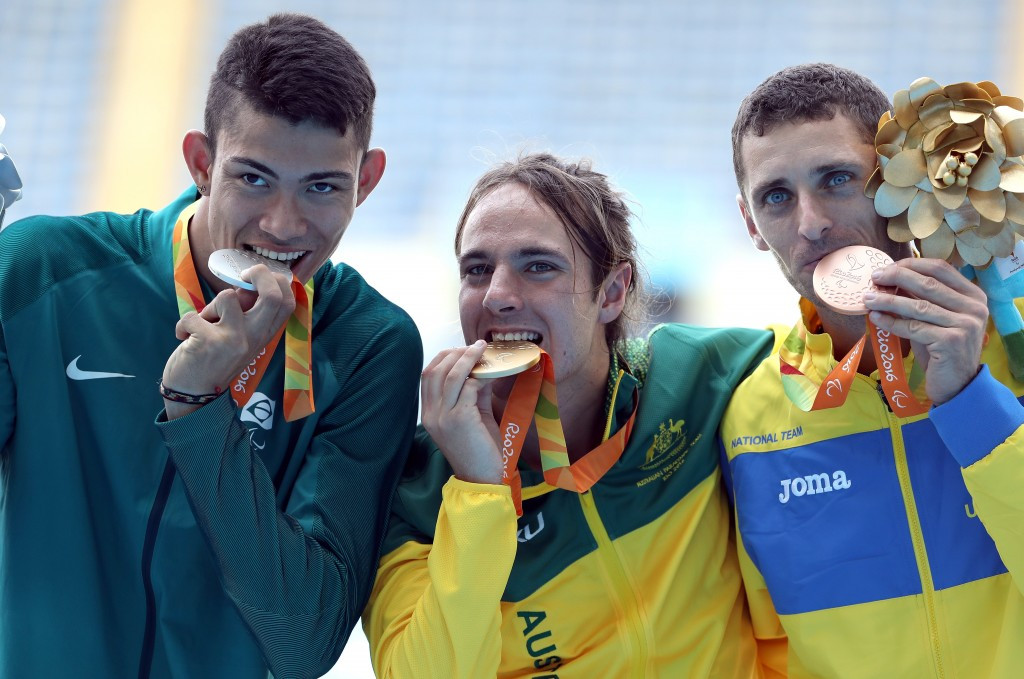 Rio 2016 Paralympics: Day five of competition