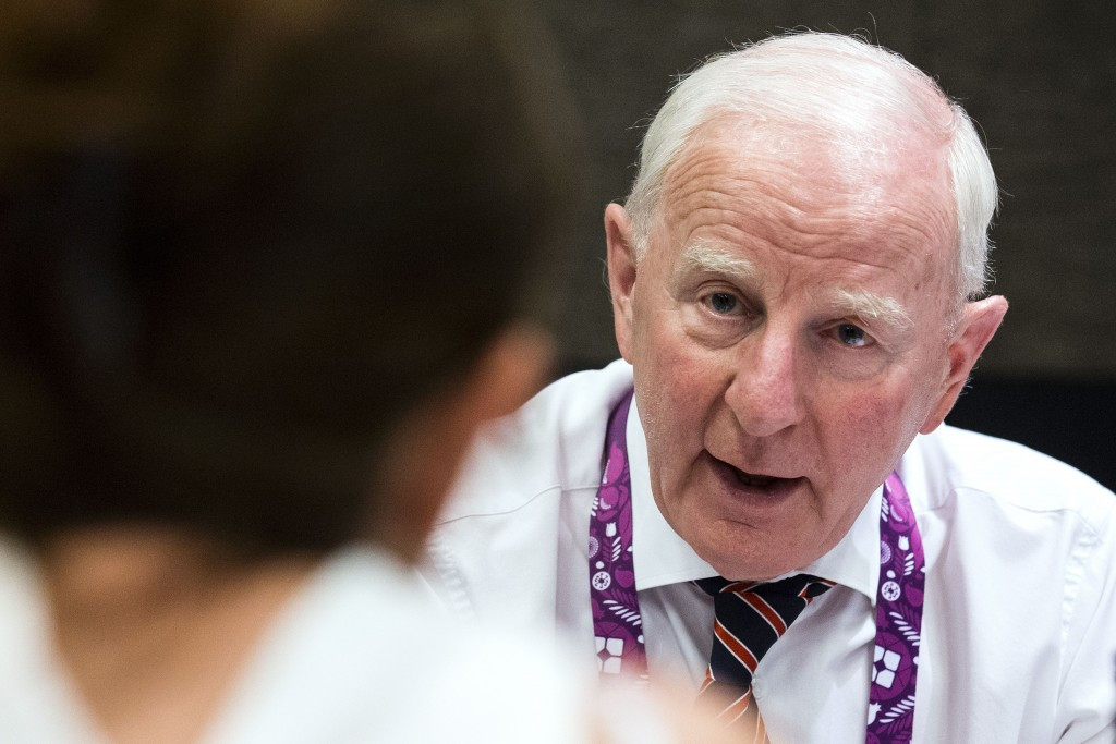 Patrick Hickey had allegedly wanted to appoint THG Sports as a sub-agent to sell Olympic tickets for Ireland at Rio 2016 ©Getty Images