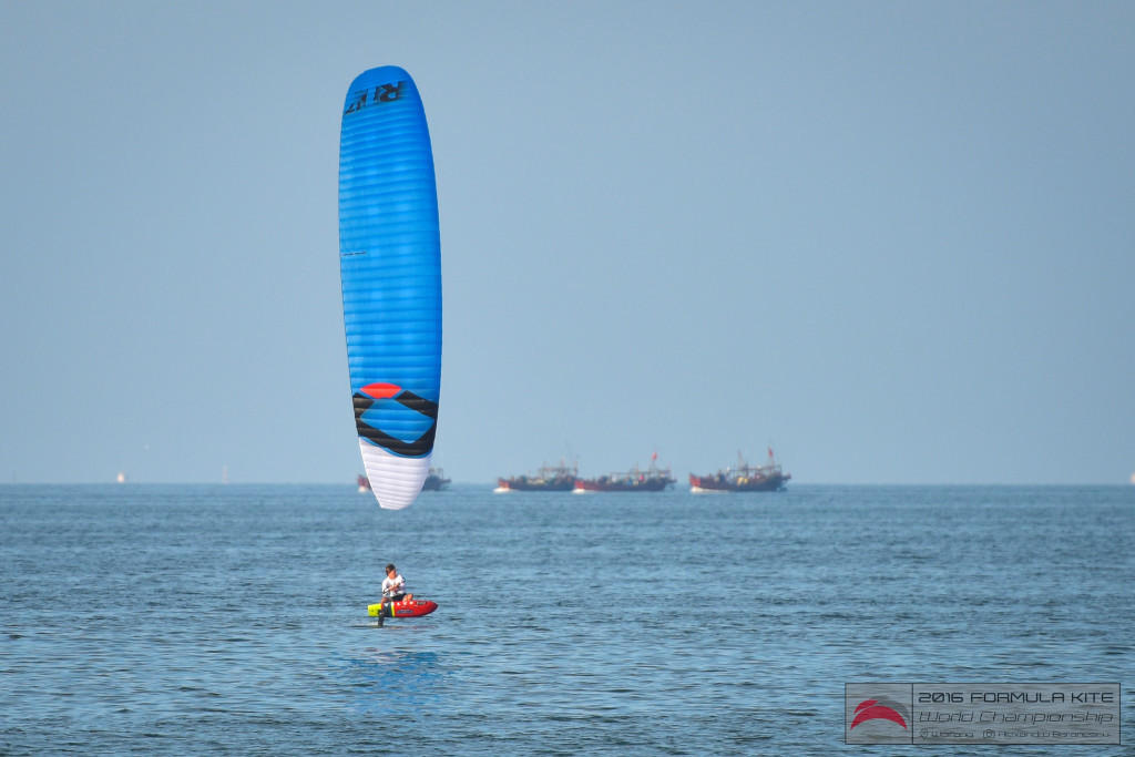 Discussions on kiteboarding's Tokyo 2020 chances have been held ©IKA