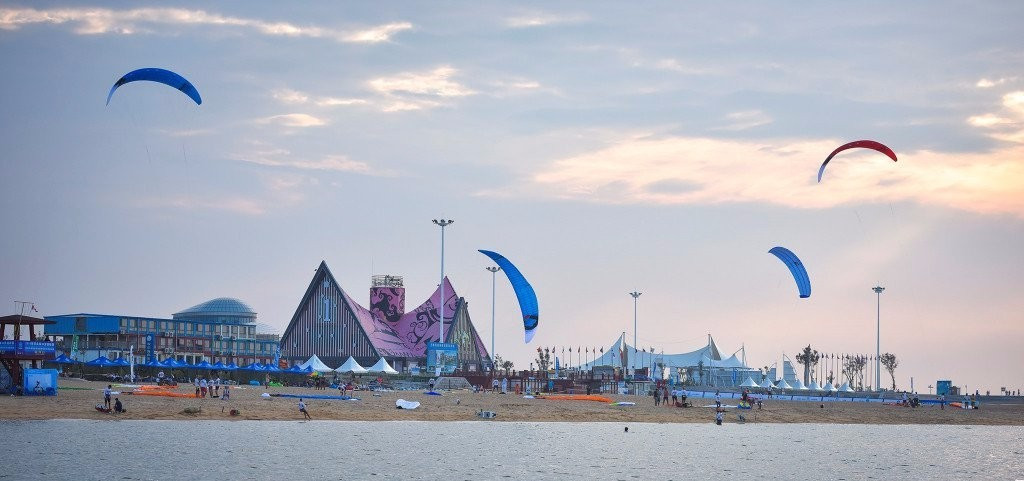 Kiteboarding still has Olympic ambitions ©IKA