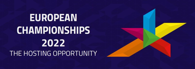 Bidding for the 2022 European Championships has officially opened ©European Championships