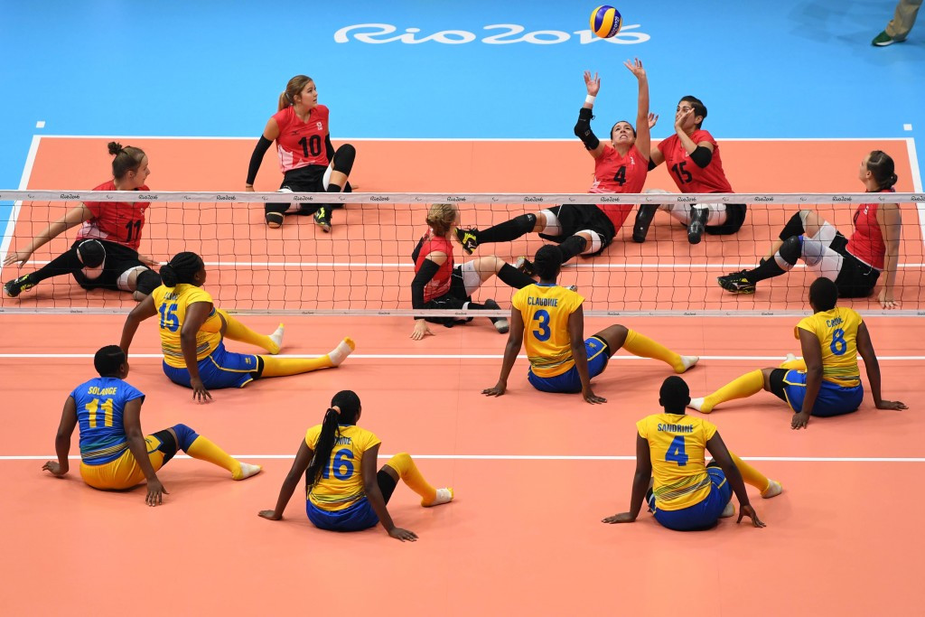 Rio 2016 Paralympics: Day eight of competition