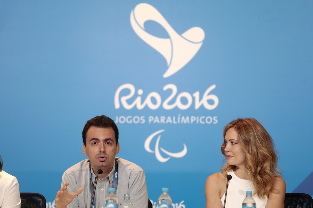 Details on the Closing Ceremony of the Rio 2016 Paralympic Games were provided today by executive director Flavio Machado ©Getty Images