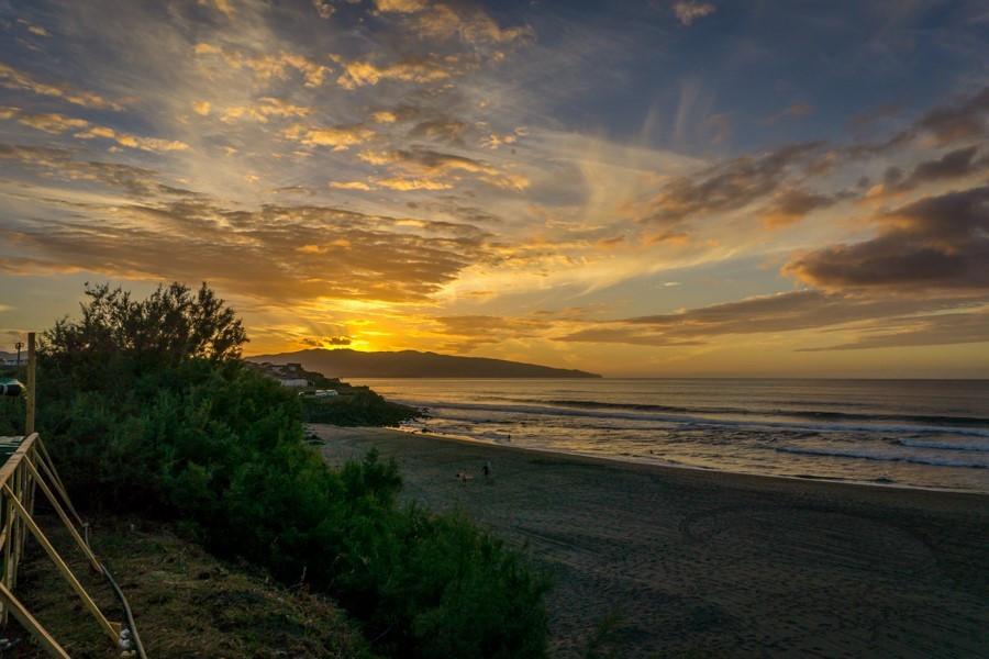 Praia do Monte Verde, the site of the 2016 VISSLA ISA World Junior Surfing Championship ©ISA