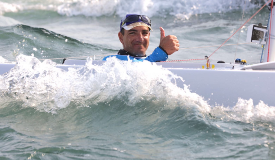 Australia dominate but Frenchman claims final Paralympic sailing gold after sport axed from Tokyo 2020