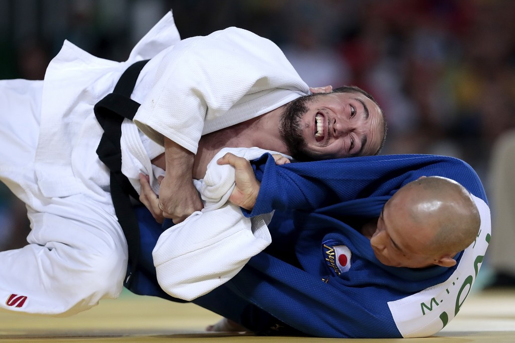 Makato Hirose in judo was one of Japan's 10 Paralympic silver medallists at Rio 2016 but the team's failure to win a gold meant it was their worst ever performance - just four years before Tokyo 2020 ©Getty Images
