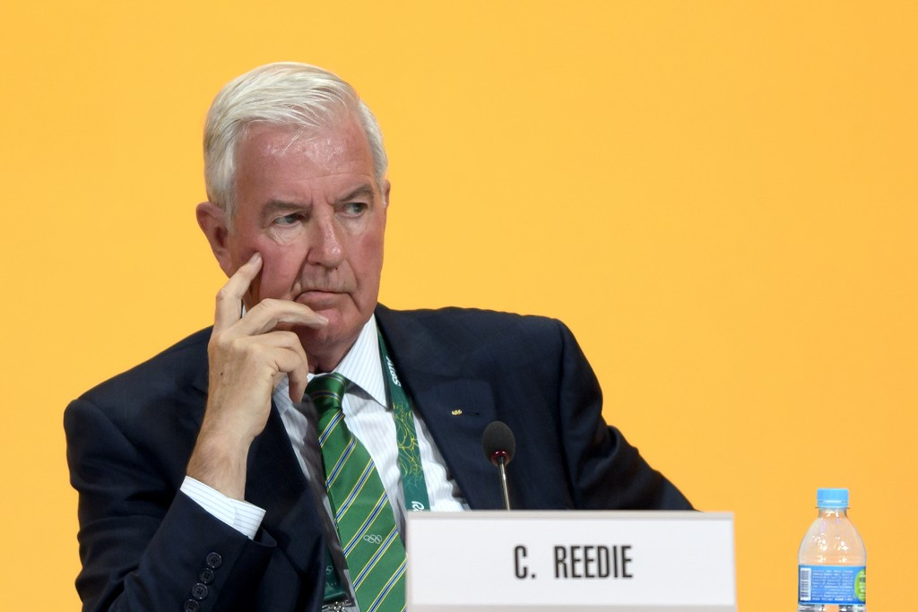WADA President Sir Craig Reedie has hit back at suggestions the body he leads needs to be replaced with an alternative regulatory organisation ©Getty Images