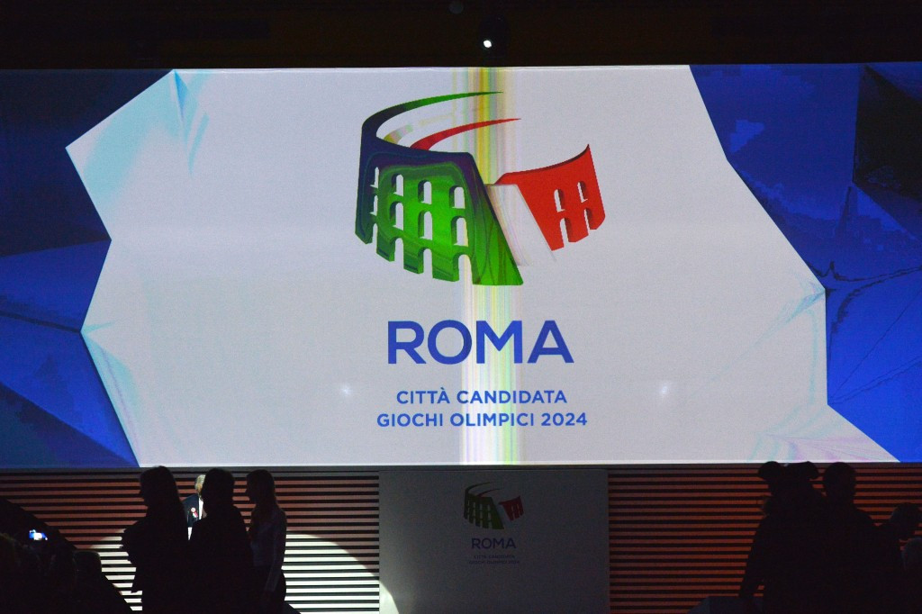 Support for Rome's 2024 bid has been withdrawn today ©Getty Images