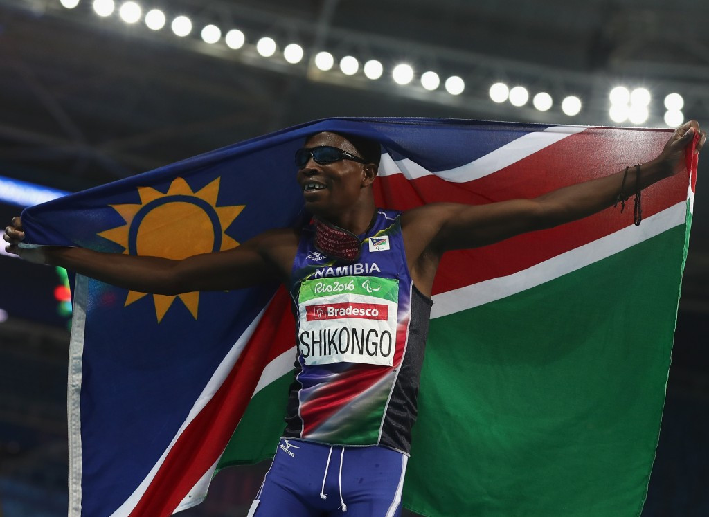 Namibia urged to invest more money in Paralympics than Olympics for Tokyo 2020