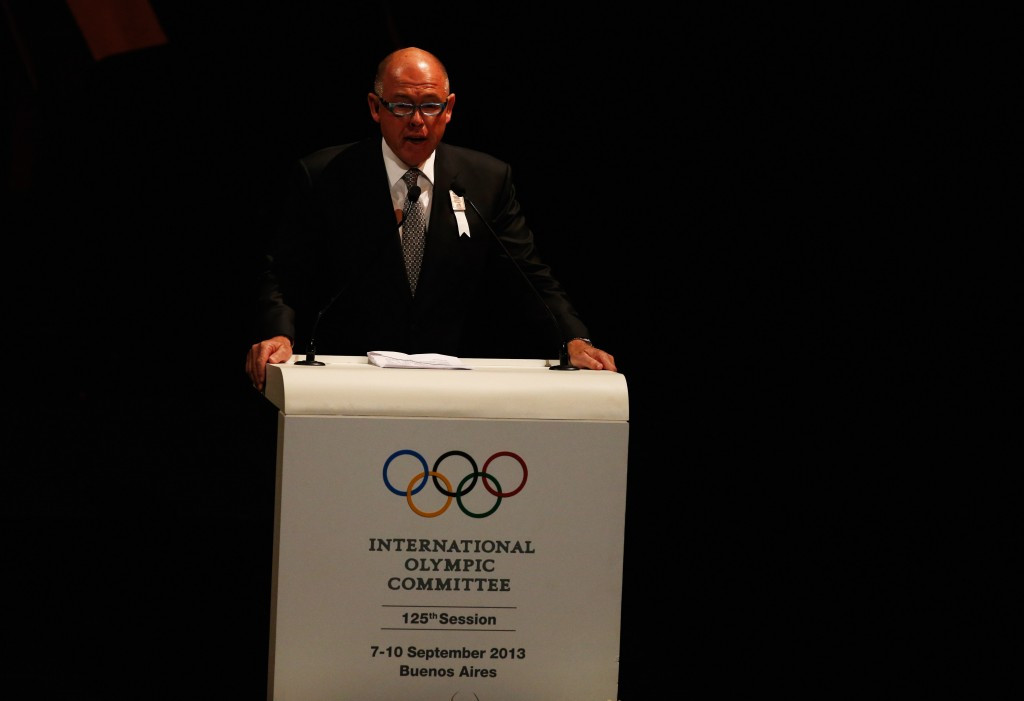 Gerardo Werthein had been the latest IOC member to publicly criticise WADA but an agreement has now been reached to end the public feud between them ©Getty Images