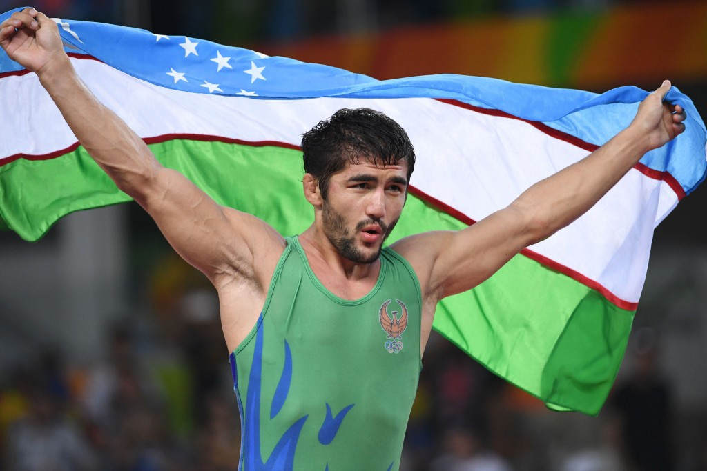 Three judges were suspended following a probe into two matches contested at Rio 2016 by Uzbekistan's bronze medallist Ikhtiyor Navruzov ©Getty Images
