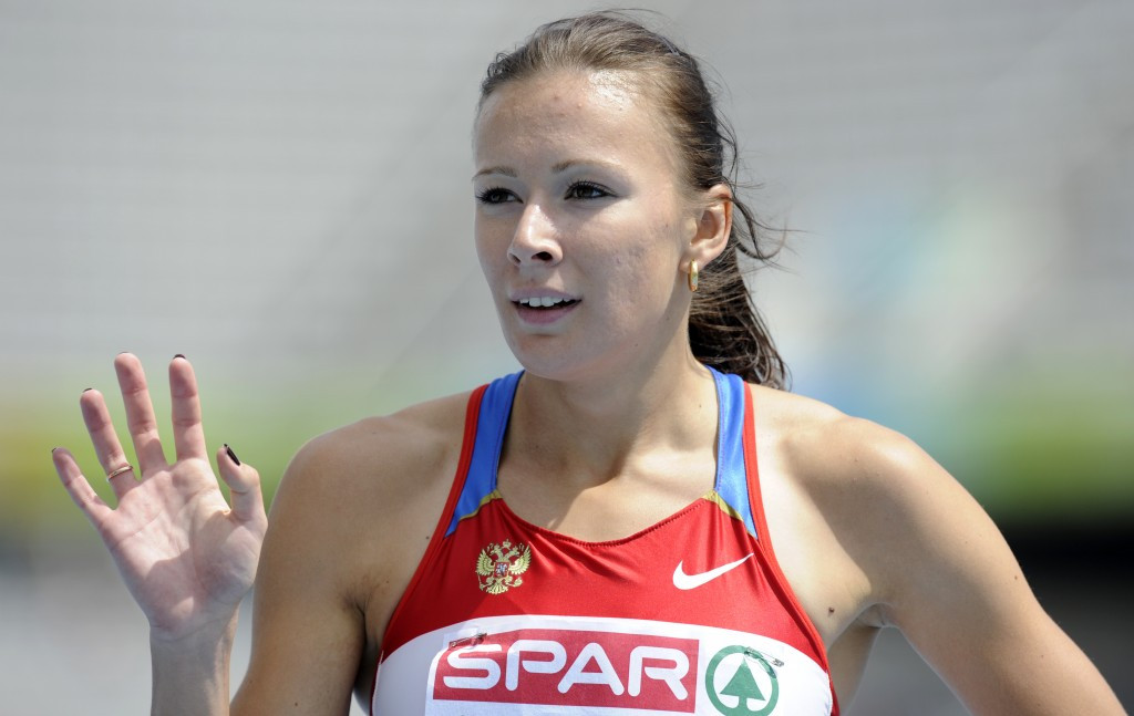 Yulia Chermoshanskaya has reportedly abandoned plans to appeal the loss of her gold medal at CAS ©Getty Images