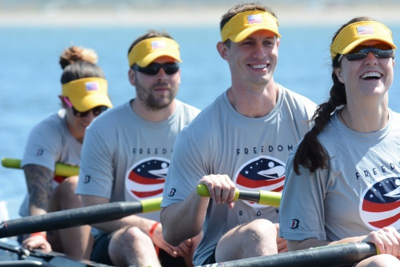 US Rowing scheme for disabled veterans receives $250,000 cash boost