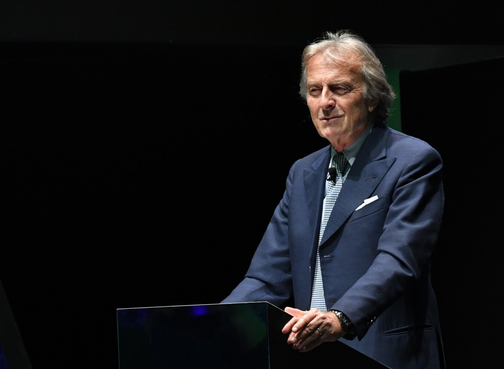 Rome 2024 chairman Luca Di Montezemolo has launched a scathing attack on the city's Mayor Virginia Raggi ©Getty Images