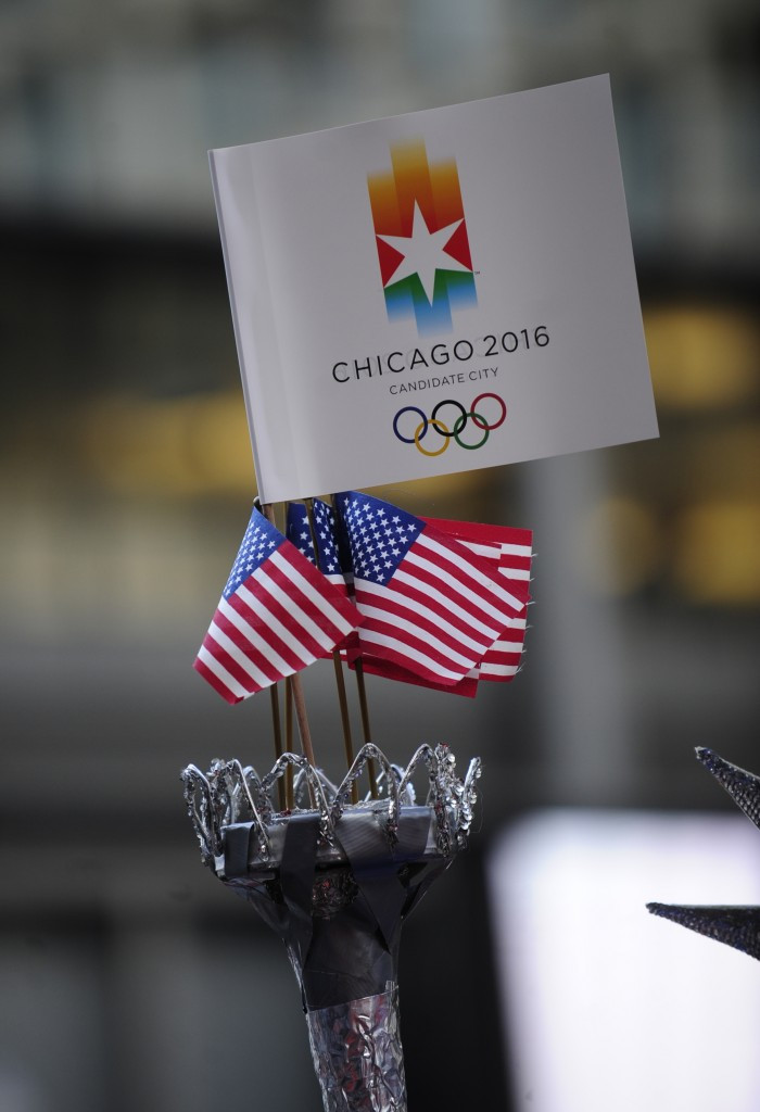 The Joint Marketing Programme Agreement proved to be a stumbling block during failed Olympic and Paralympic Games bids from New York City and Chicago ©Getty Images