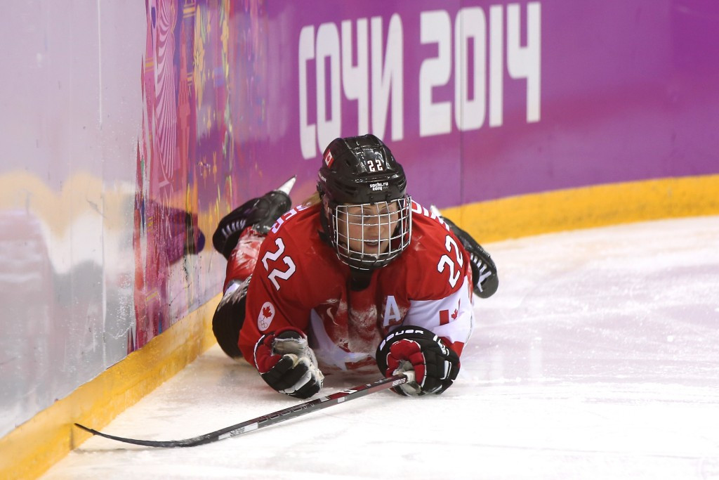 Canada's four-time Olympic gold medallist Hayley Wickenheiserwants better protection for whistleblowers ©Getty Images