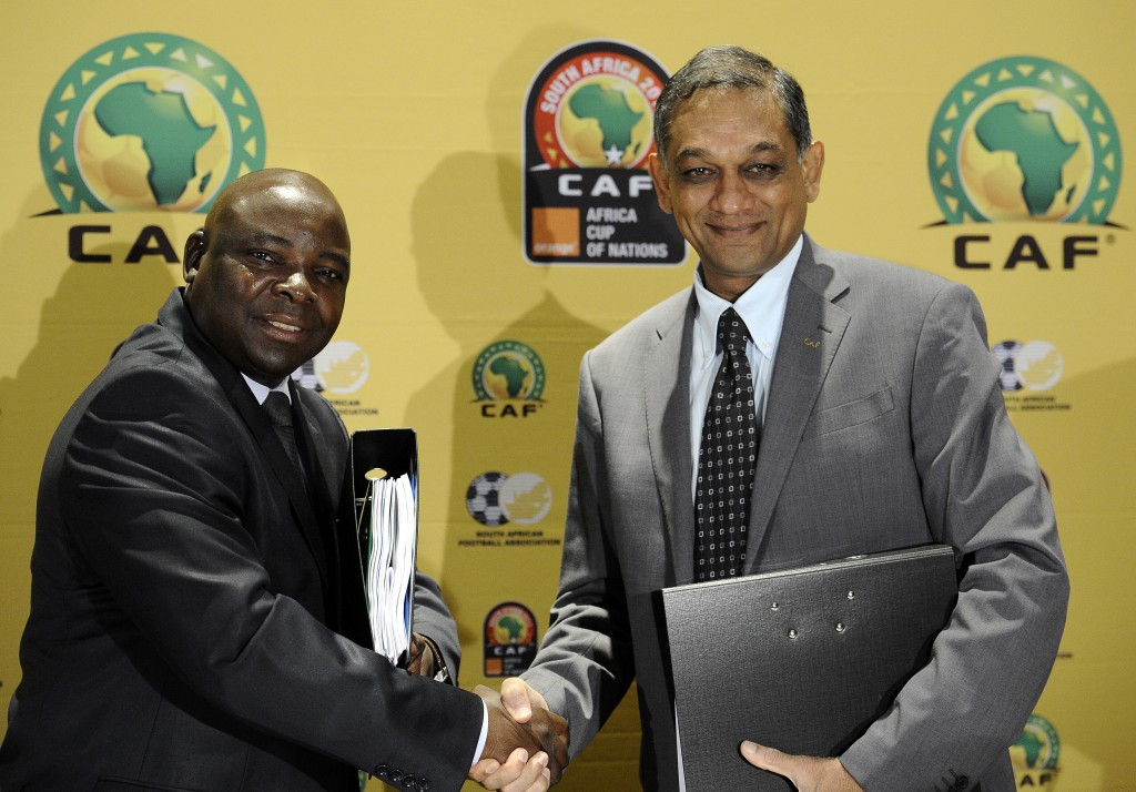 CAF first vice-president Suketu Patel of the Seychelles has withdrawn from the FIFA Council elections ©Getty Images