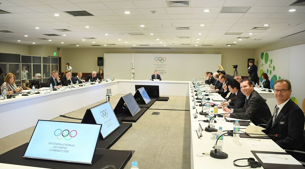 IOC Executive Board decisions on Russian doping have been strongly criticised by Richard Pound ©Getty Images