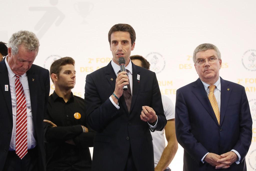 Estanguet confident Paris 2024 will avoid a spiralling budget should bid succeed