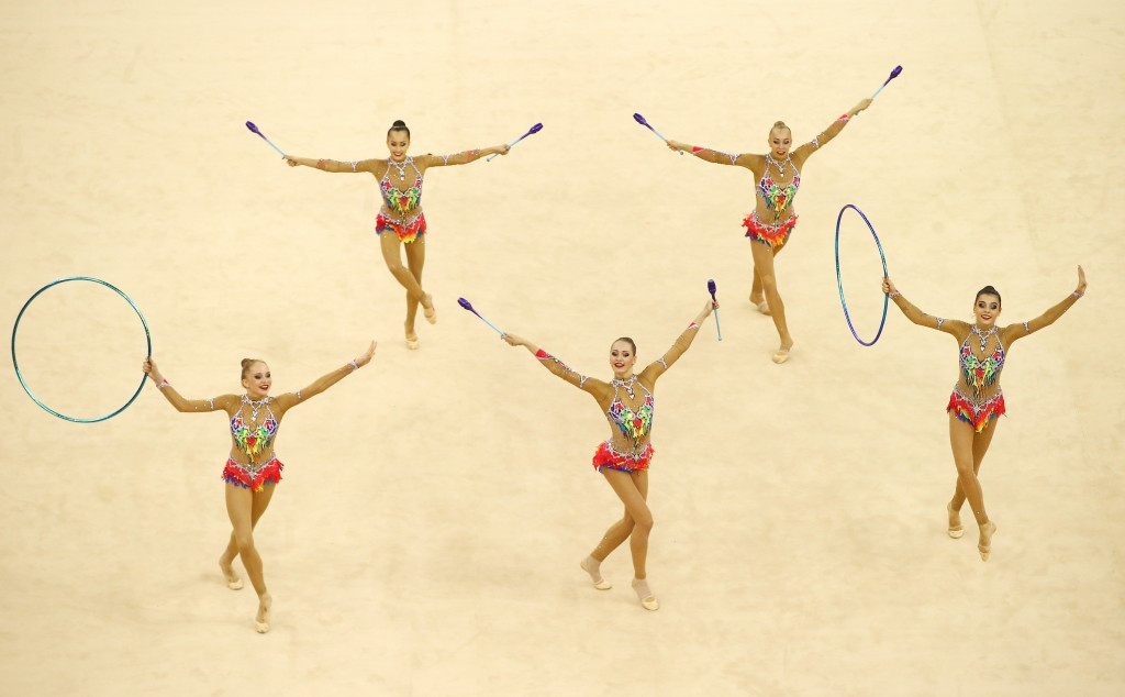 The European Games: Day nine of competition