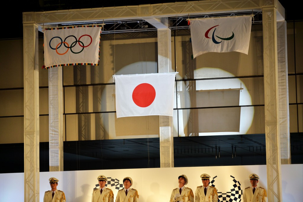"""The Tokyo 2020 Olympics and Paralympics could potentially be dubbed as """"Japan 2020"""" ©Getty Images"""
