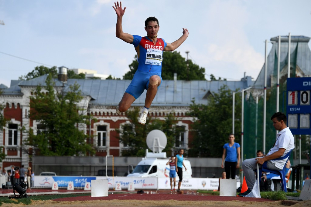 Russian track and field athletes were banned from competing at the Rio 2016 Olympic Games following claims the country ran a state-sponsored doping programme ©Getty Images