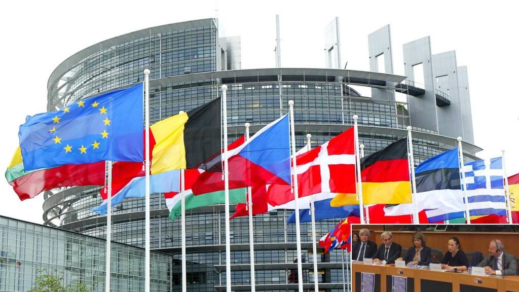ARISF President Chiulli speaks at European Parliament on the Universal Language of Sport