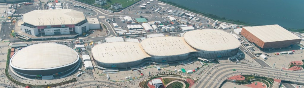 A Brazilian construction worker has reportedly died following an accident during the disassembly of the venues for the Rio 2016 Olympic Games ©Rio 2016