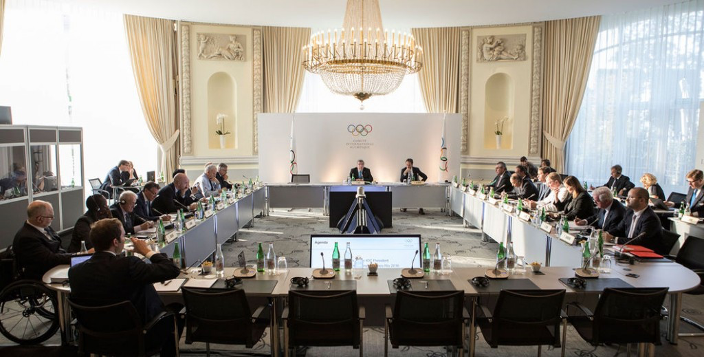A new anti-doping testing authority to be set up within the framework of WADA was recommended at the Olympic Summit ©IOC/Greg Martin