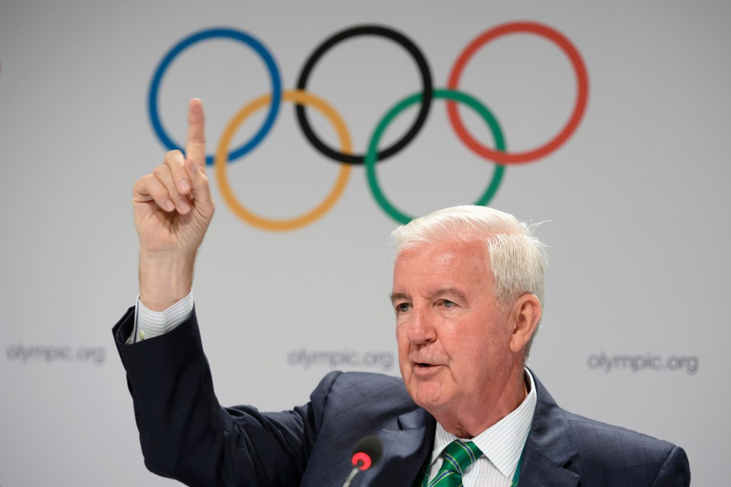 Sir Craig Reedie welcomed the sentiment expressed at the Olympic Summit ©Getty Images