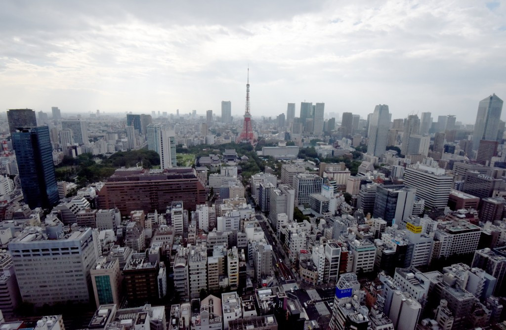 Japanese manufacturers are speeding up the development of crime-prevention systems in an attempt to tackle the threat of terrorism during the Tokyo 2020 Olympic and Paralympic Games ©Getty Images