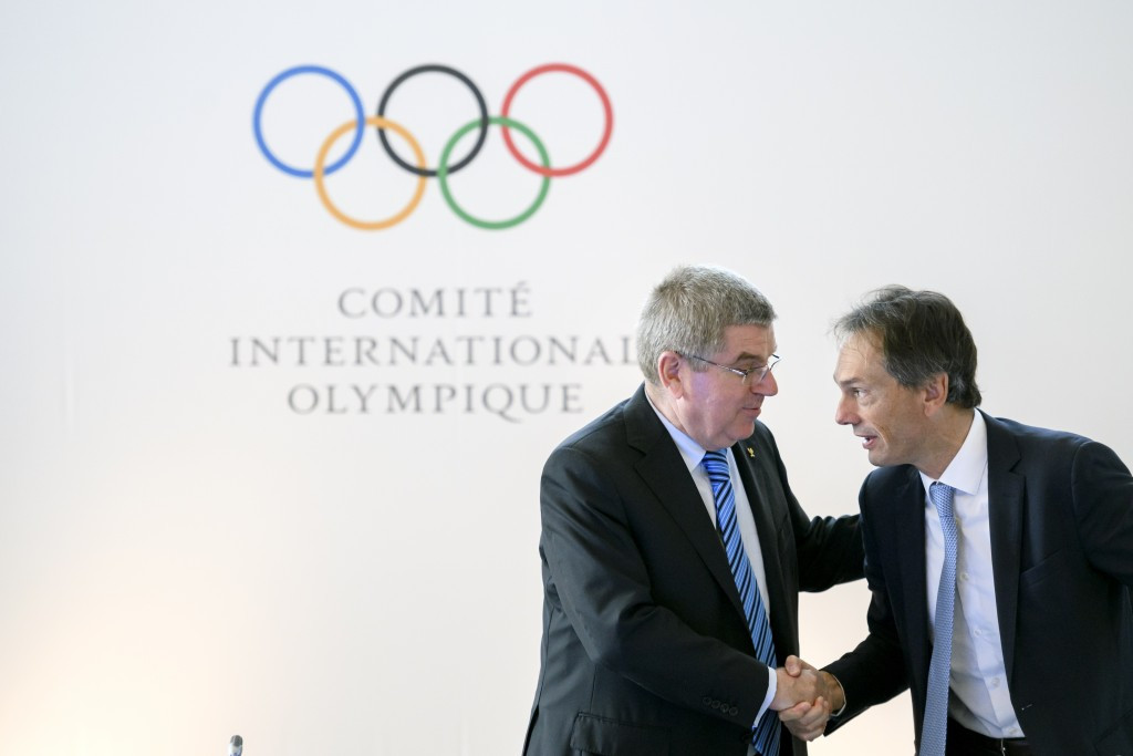 iNADO claim the IOC, led by its President Thomas Bach, also need to clarify aspects of the Summit's recommendations ©Getty Images