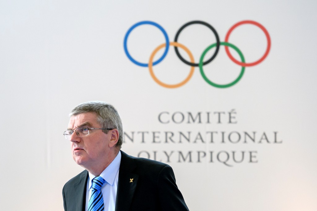IOC President Thomas Bach vowed WADA would receive significant funding if the recommendations were adopted ©Getty Images