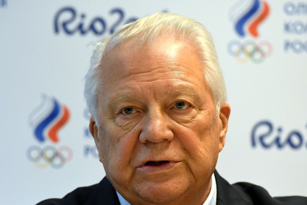 Vitaly Smirnov announced Russian Sports Ministry officials would withdraw from RUSADA on Saturday ©Getty Images