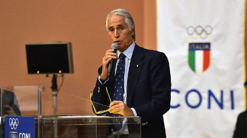 Rome 2024 Olympic bid officially suspended