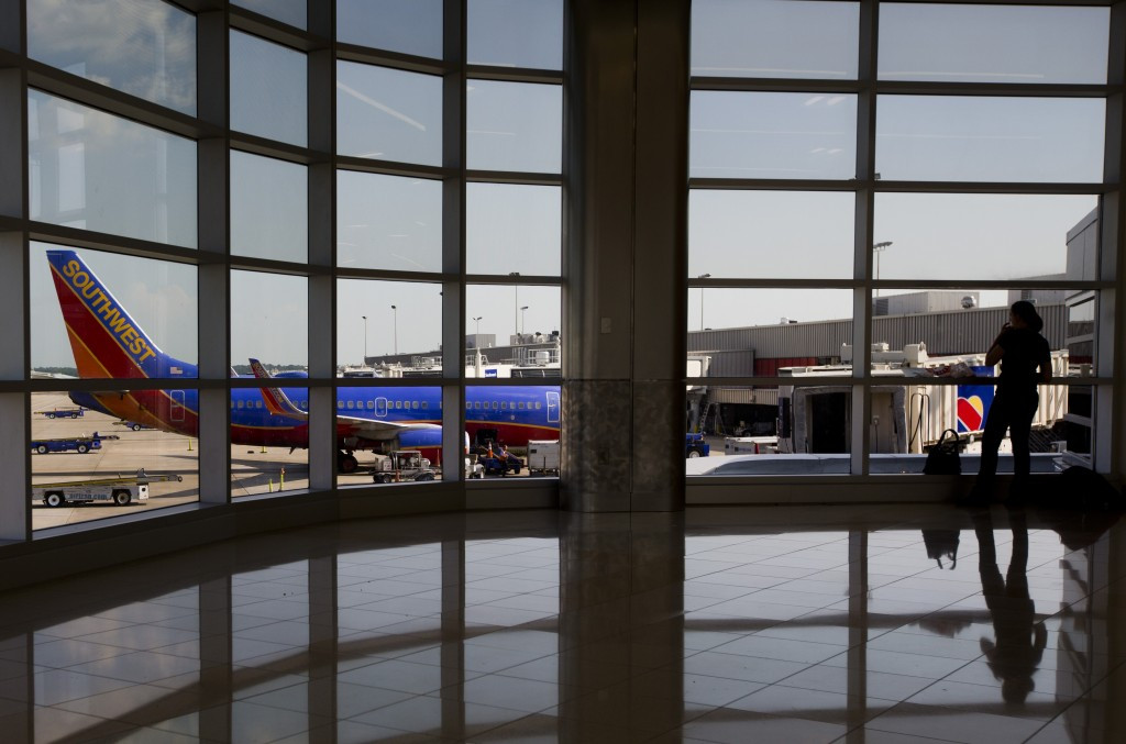Development of the Hartsfield–Jackson Atlanta International Airport was highlighted by Kasim Reed as having delivered a long-term legacy benefit from Atlanta 1996 ©Getty Images