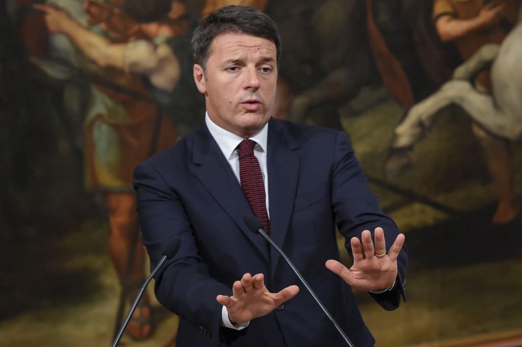 Renzi dismisses Raggi's suggestion for Rome 2024 funding following bid's suspension