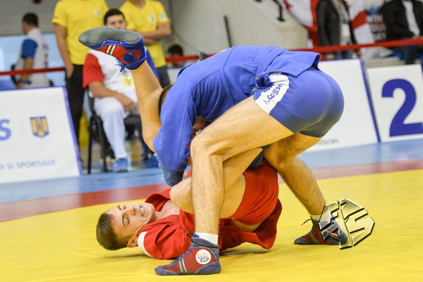 Sambo, a martial art, is currently striving for recognition from the International Olympic Committee ©FIAS