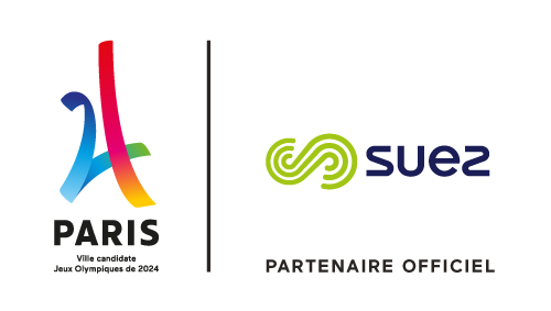 Paris 2024 has announced French-based multinational energy organisation SUEZ as another of the bid's official partners ©SUEZ