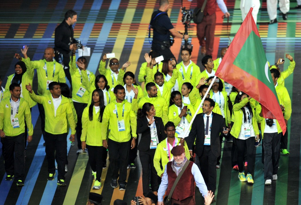 The Maldives are set to miss the 2018 Commonwealth Games in the Gold Coast after they resigned from the Commonwealth ©Getty Images