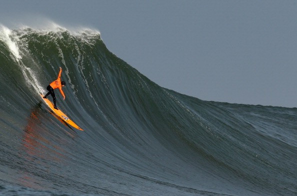 Surfing on natural waves has been proposed for Tokyo 2020 ©ISA